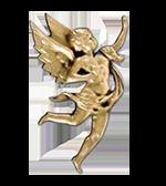 hautakiven koriste enkeli